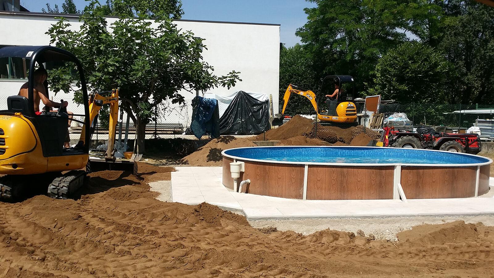 progettazione realizzazione giardini bolzano vicentino - verde blu giardini 1