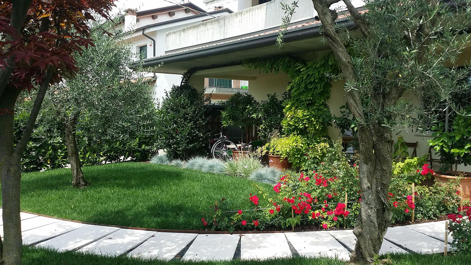 progettazione realizzazione giardini costabissara - verde blu giardini 10