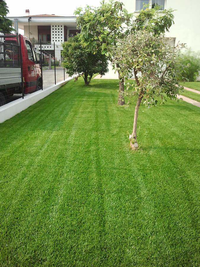 progettazione realizzazione giardini dueville - verde blu giardini 1