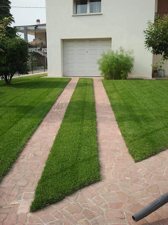 progettazione realizzazione giardini dueville - verde blu giardini 2