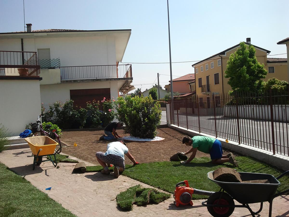 progettazione realizzazione giardini dueville - verde blu giardini 4