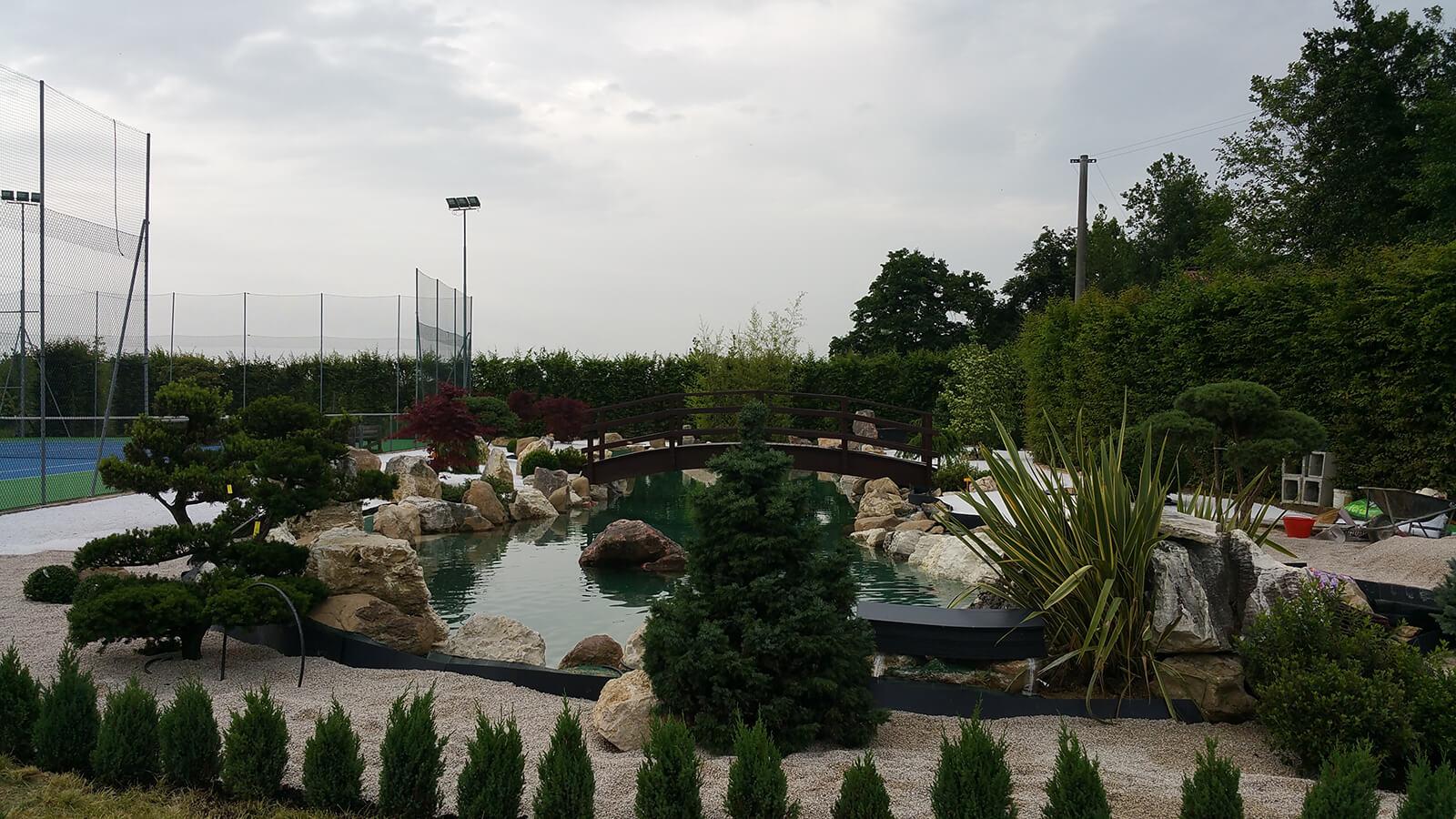 progettazione realizzazione giardini monticello conte otto - verde blu giardini 17