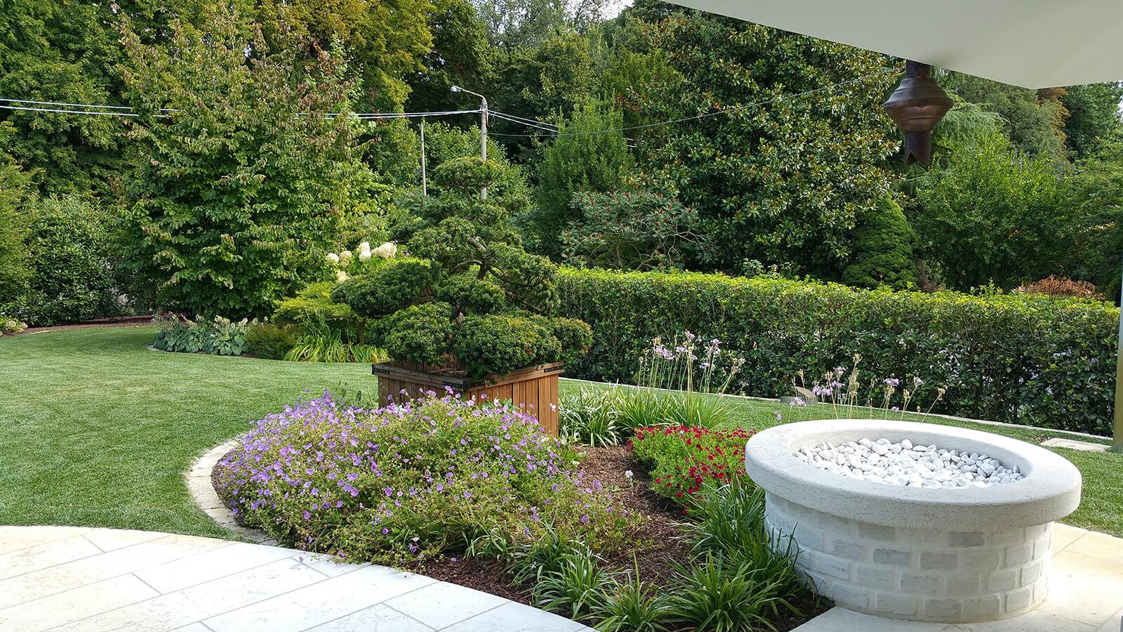 progettazione realizzazione giardini monticello conte otto - verde blu giardini 18