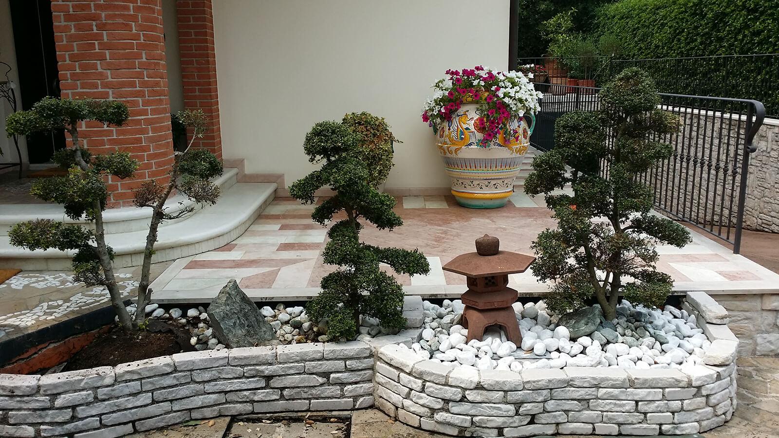 progettazione realizzazione giardini monticello conte otto - verde blu giardini 2
