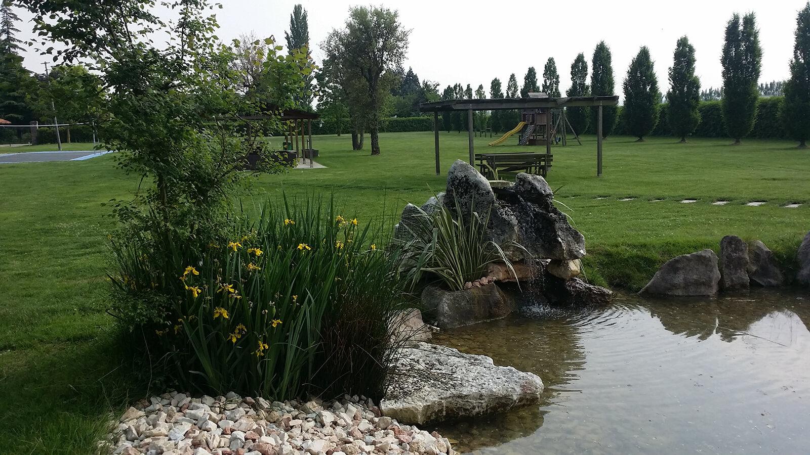 progettazione realizzazione giardini monticello conte otto - verde blu giardini 7