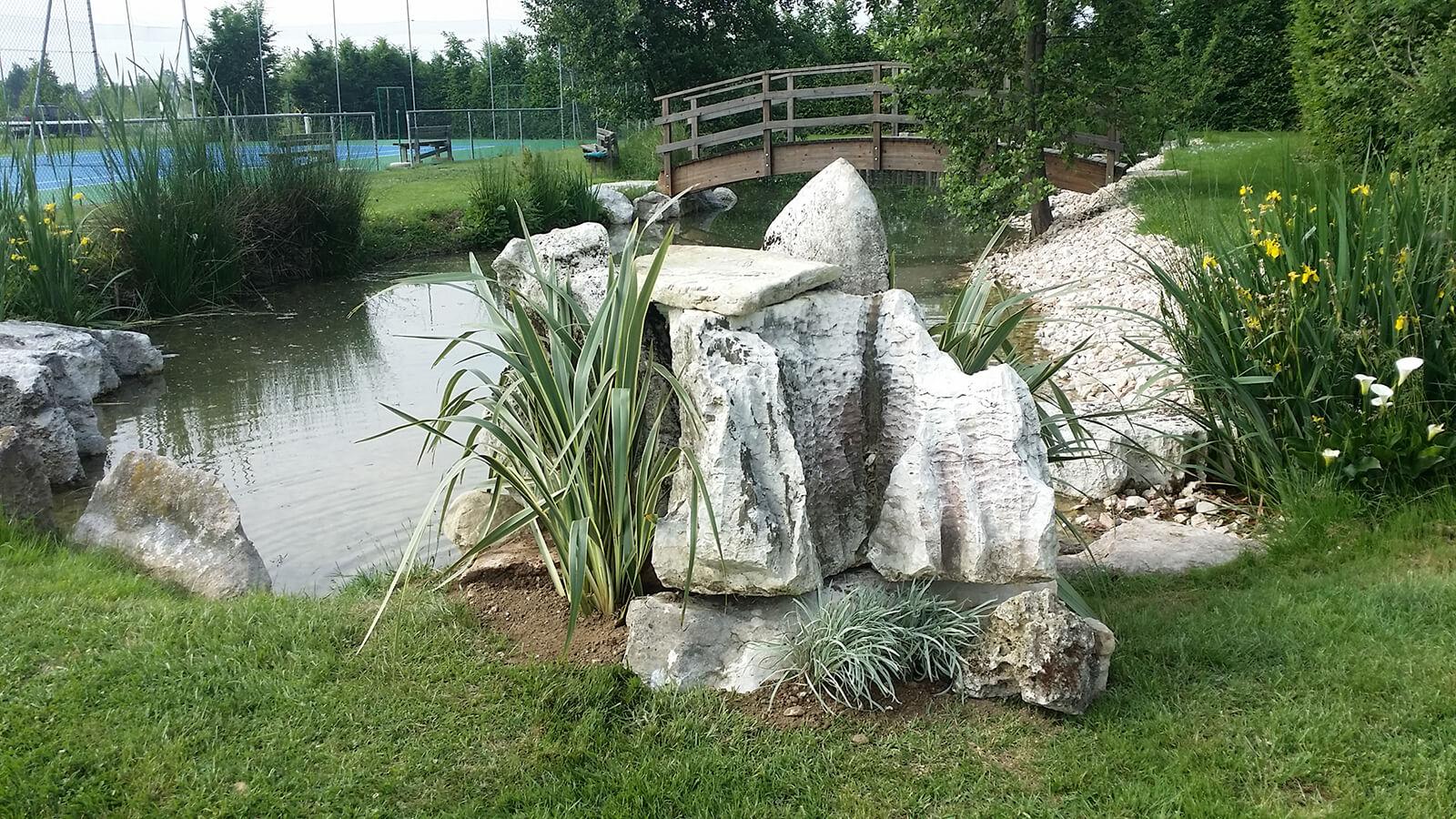 progettazione realizzazione giardini monticello conte otto - verde blu giardini 8