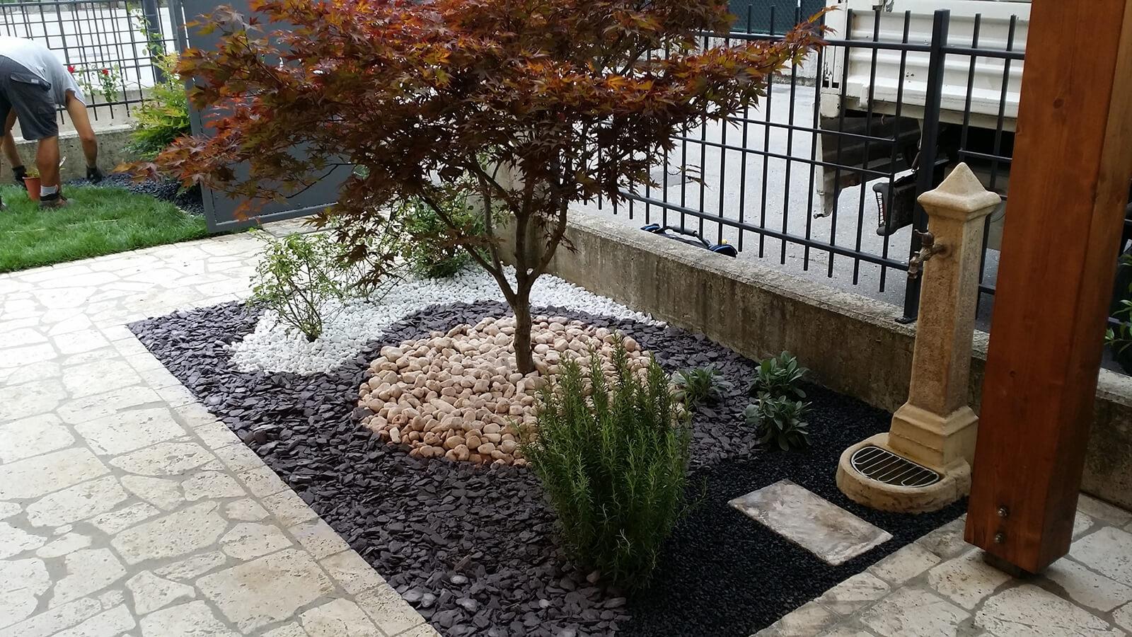 progettazione realizzazione giardini monticello - verde blu giardini 2