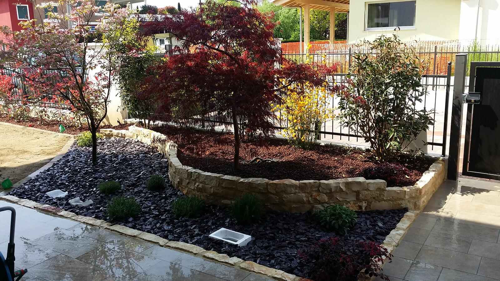 progettazione realizzazione giardini monticello - verde blu giardini 3
