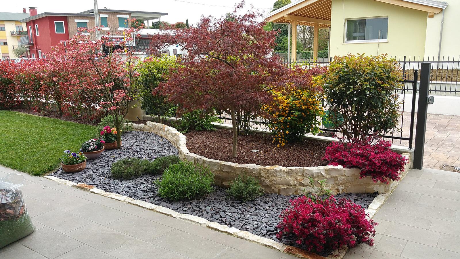 progettazione realizzazione giardini monticello - verde blu giardini 4