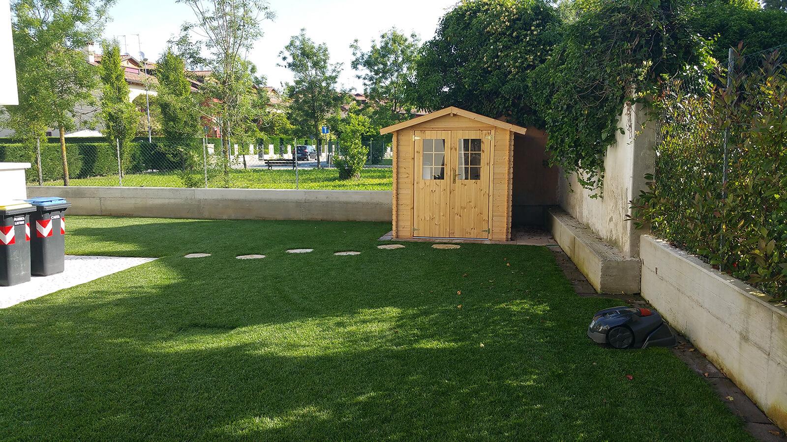 progettazione realizzazione giardini padova - verde blu giardini 1