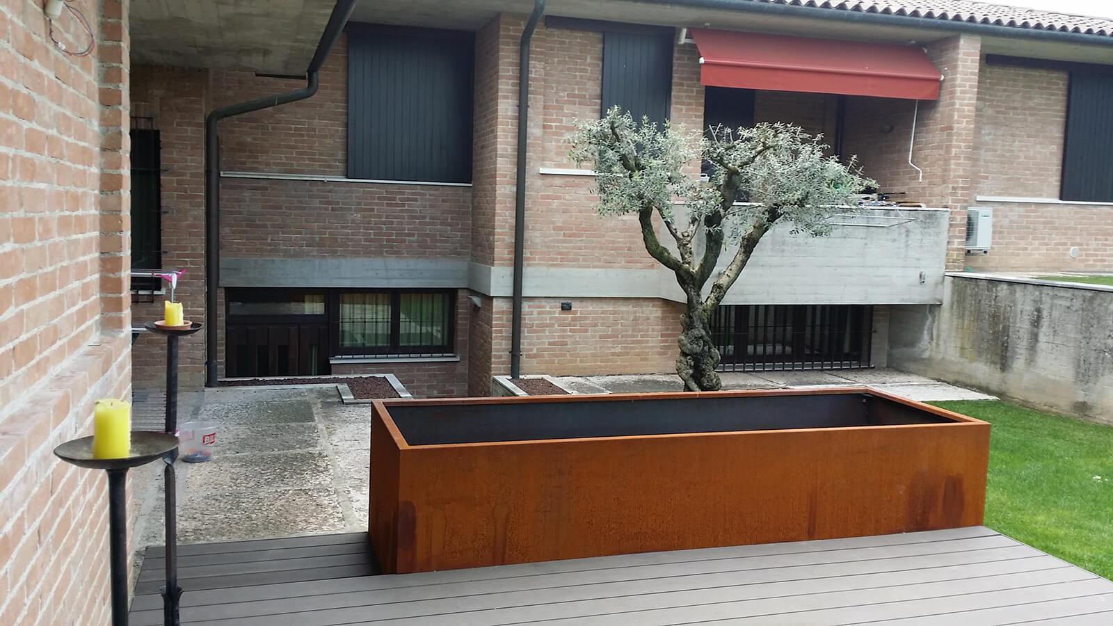 progettazione realizzazione giardini sandrigo - verde blu giardini 3