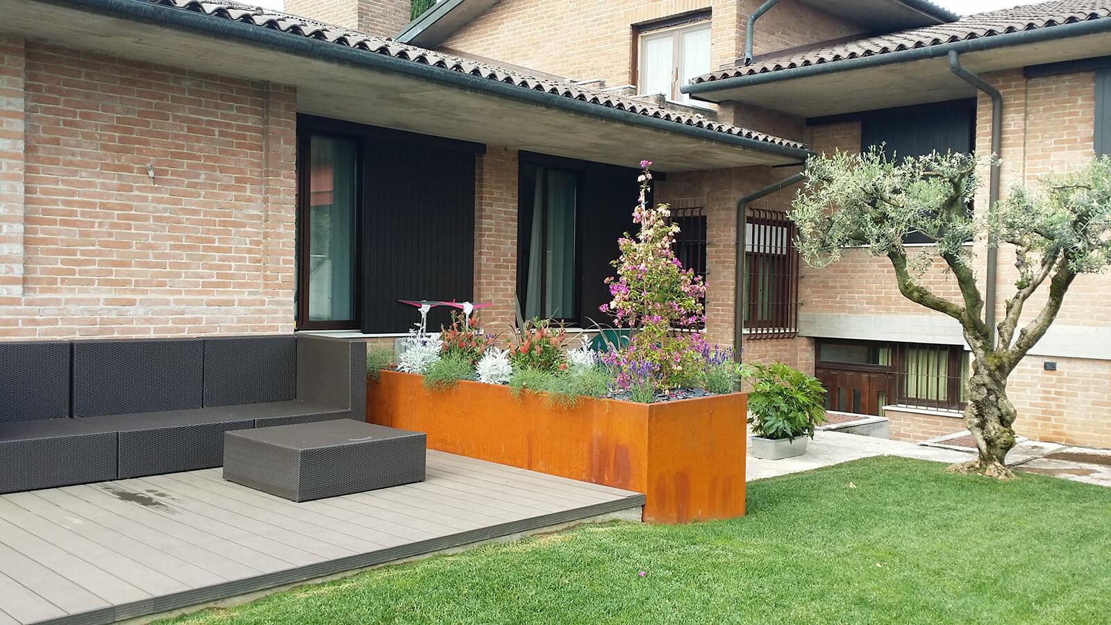 progettazione realizzazione giardini sandrigo - verde blu giardini 4