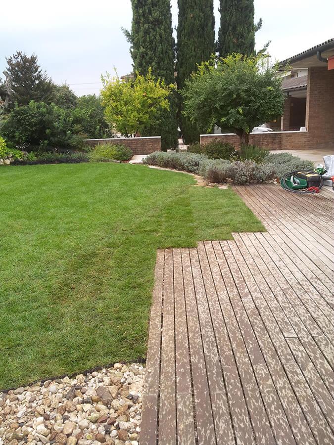 progettazione realizzazione giardini sandrigo - verde blu giardini 7