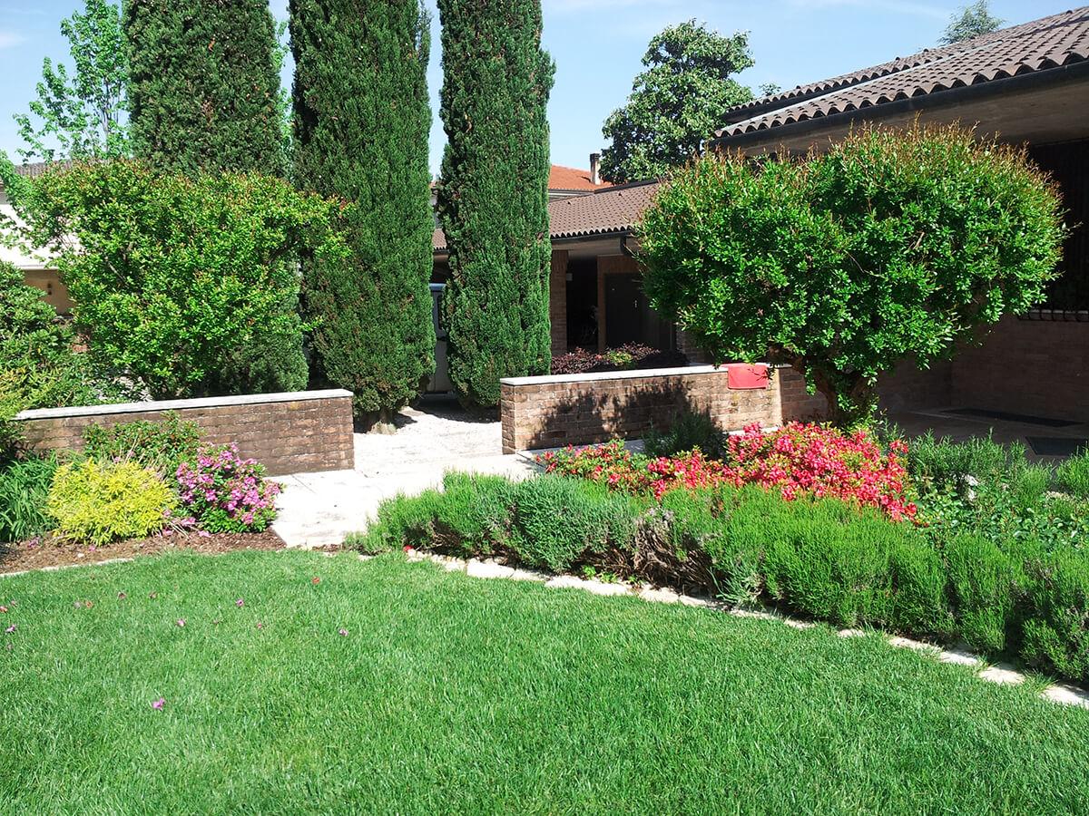 progettazione realizzazione giardini sandrigo - verde blu giardini 8