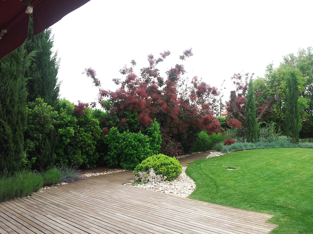 progettazione realizzazione giardini sandrigo - verde blu giardini 9