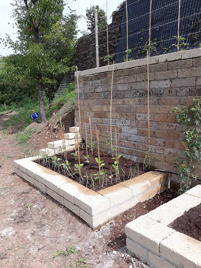 progettazione realizzazione giardini schio - verde blu giardini 1