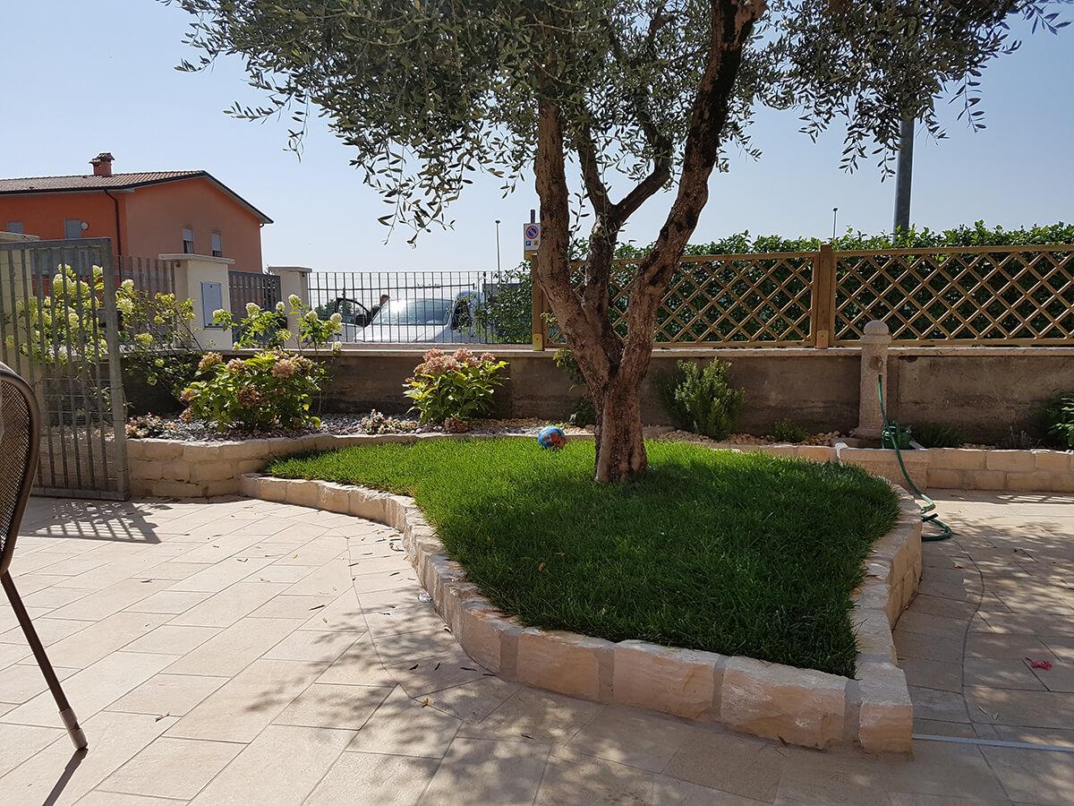 progettazione realizzazione giardini varie - verde blu giardini 16
