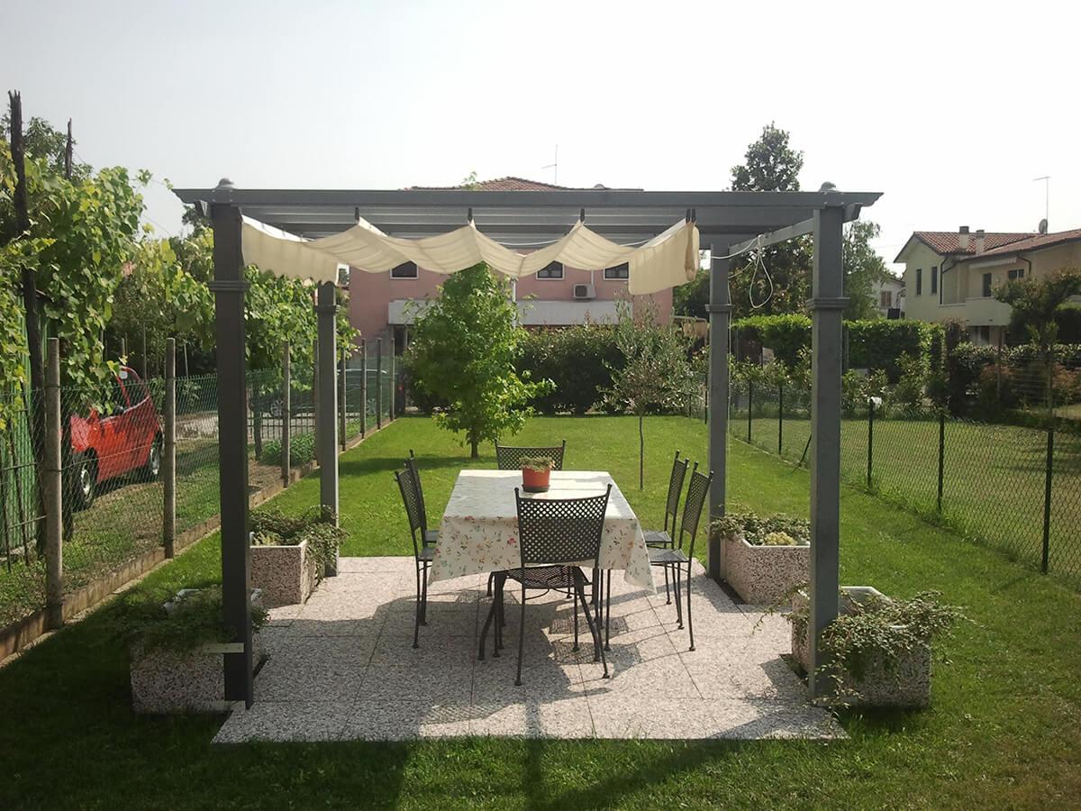 progettazione realizzazione giardini varie - verde blu giardini 21