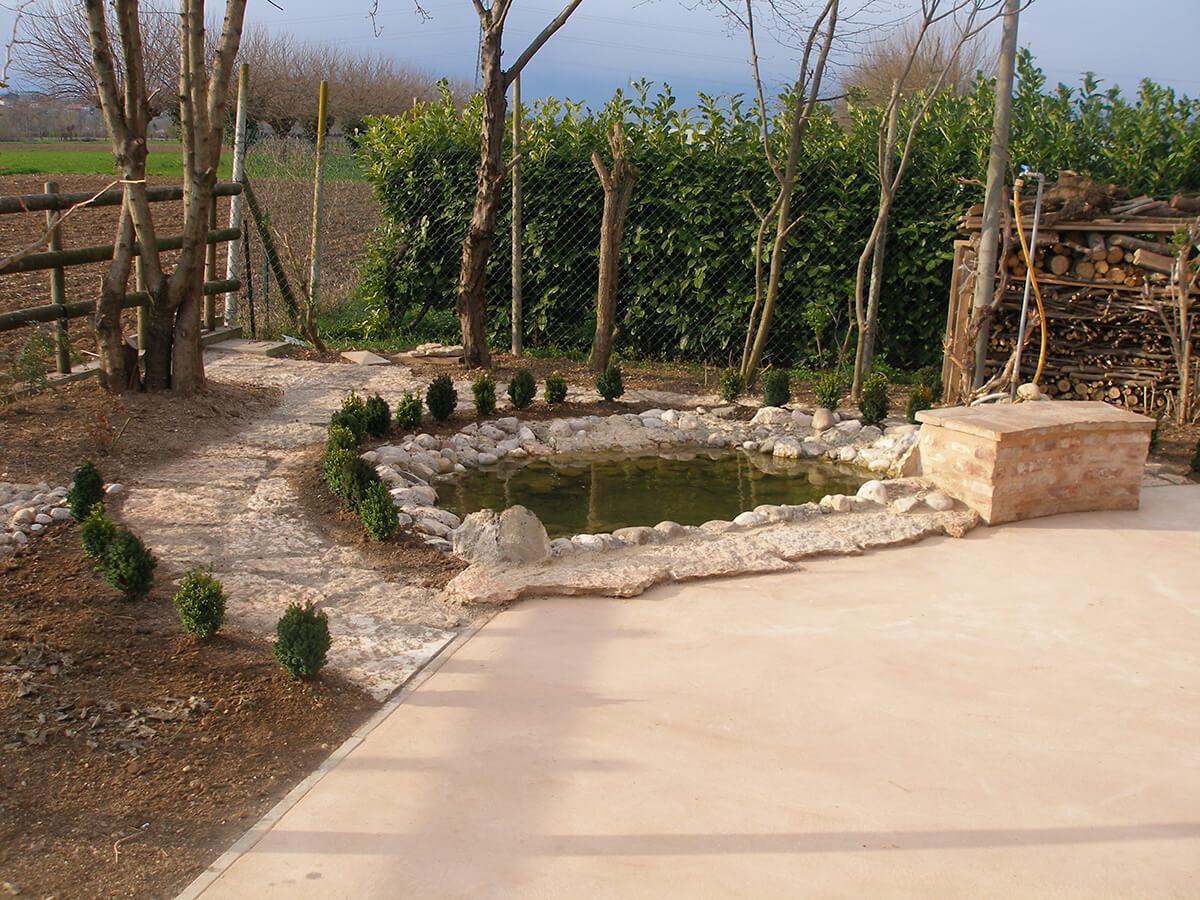 progettazione realizzazione giardini varie - verde blu giardini 23