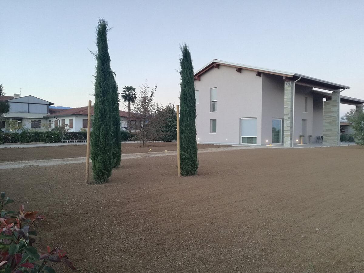 progettazione realizzazione giardini villaverla - verde blu giardini 7