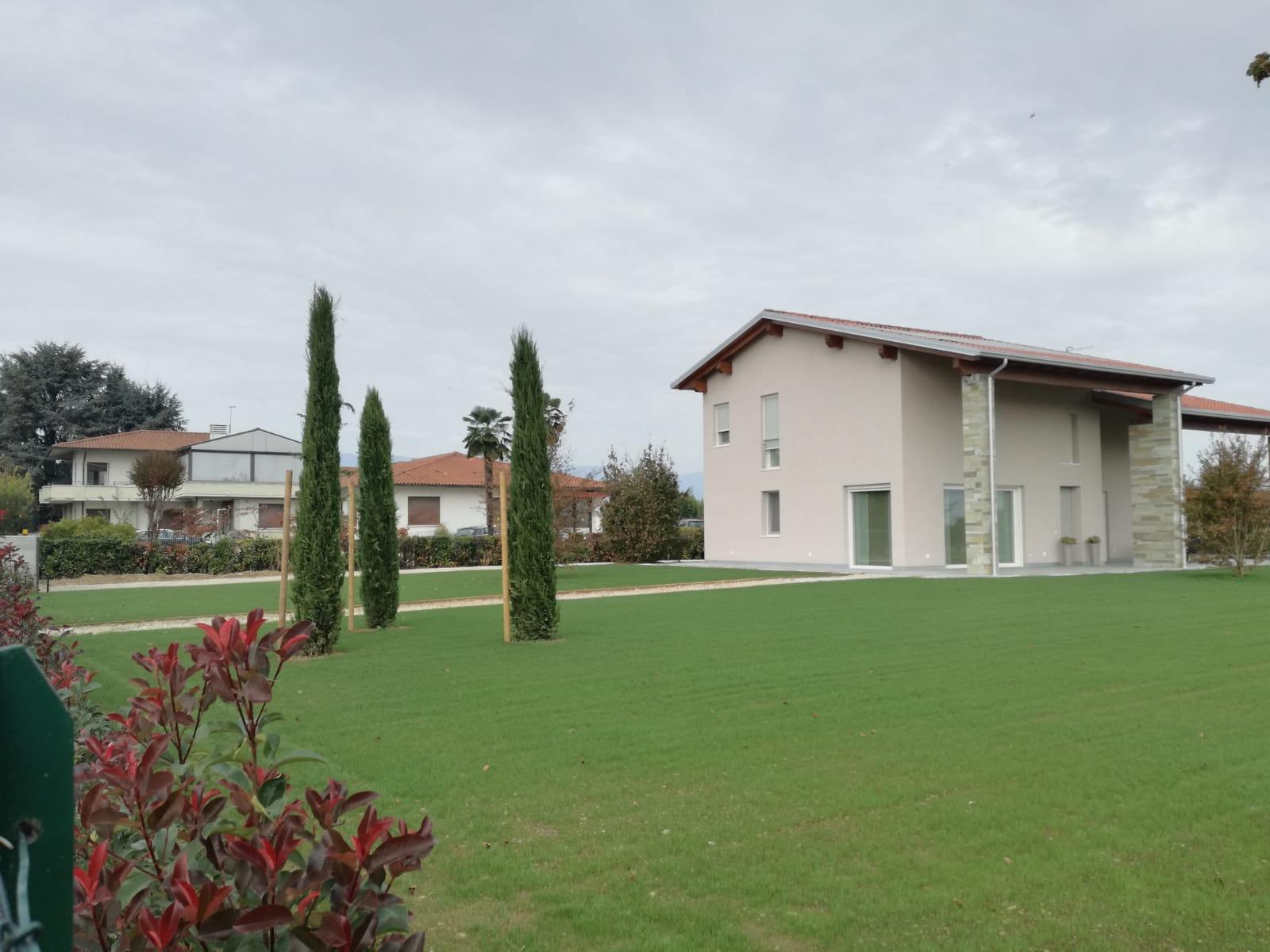 progettazione realizzazione giardini villaverla - verde blu giardini 9