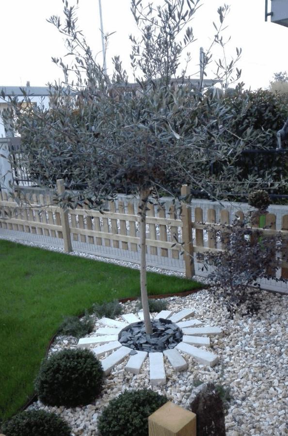 Progetto 20 Cavazzale - rifacimento piccolo giardino5